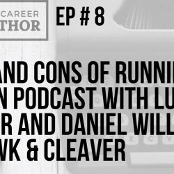 Pros and cons of running a fiction podcast