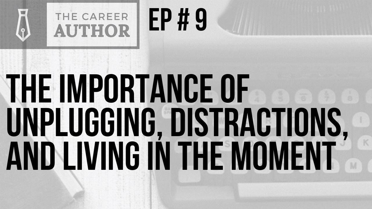 The importance of unplugging
