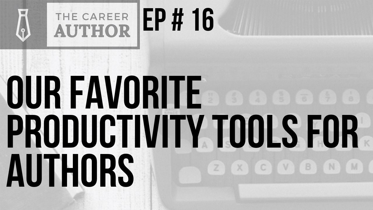 Productivity tools for authors