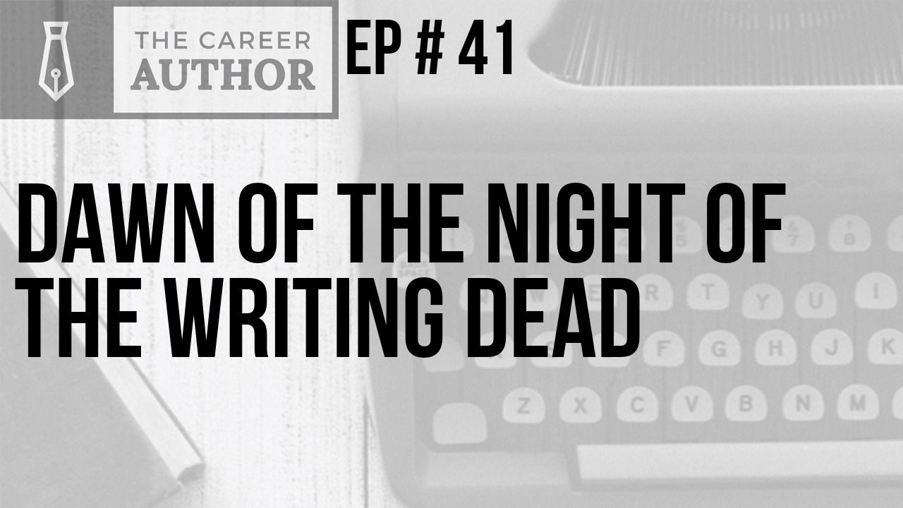 Night of the Writing Dead