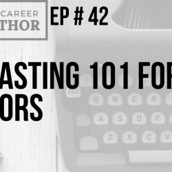 Podcasting 101 for authors