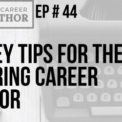 Money tips for authors