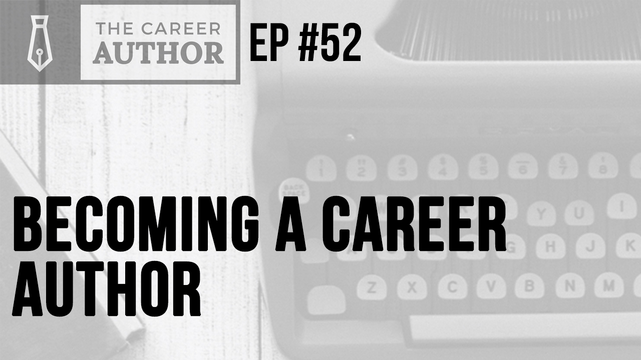 How to become a career author