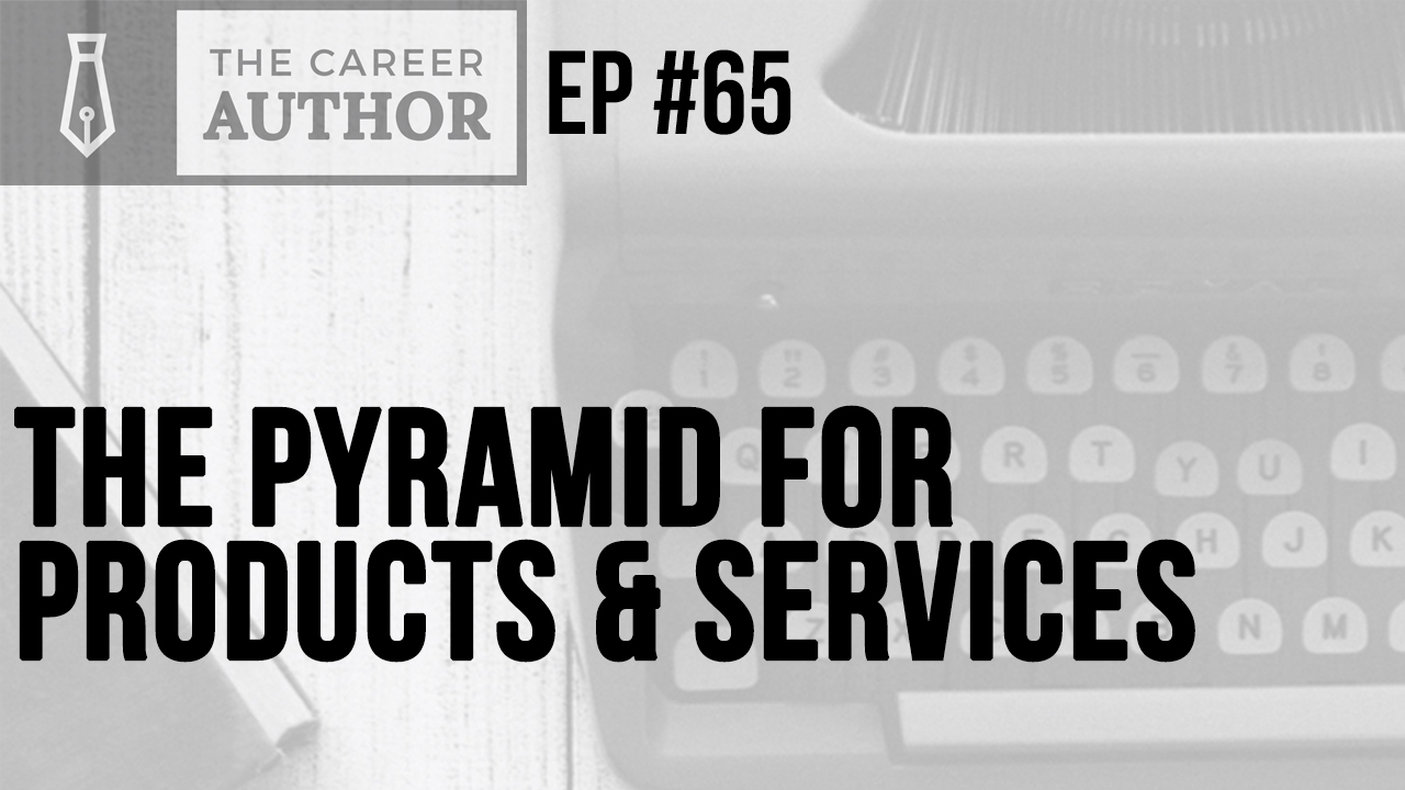 The pyramid for products and services