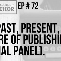 The past, present, and future of publishing