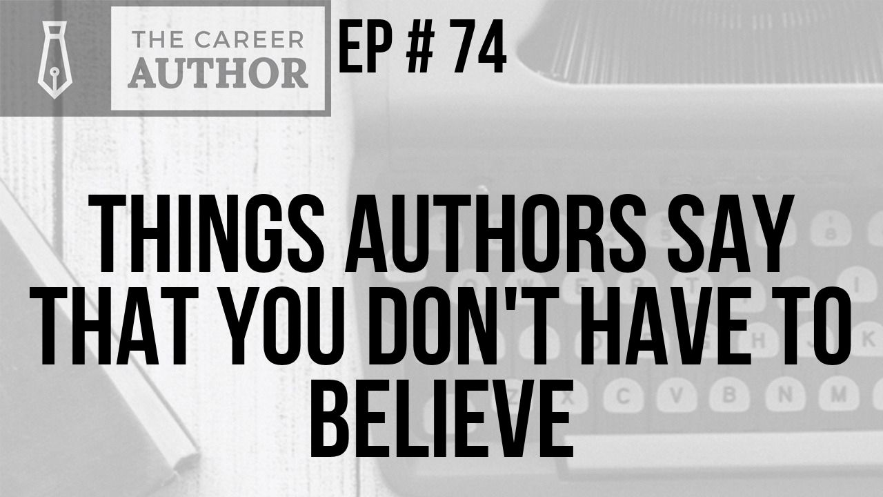 Bad advice from real authors