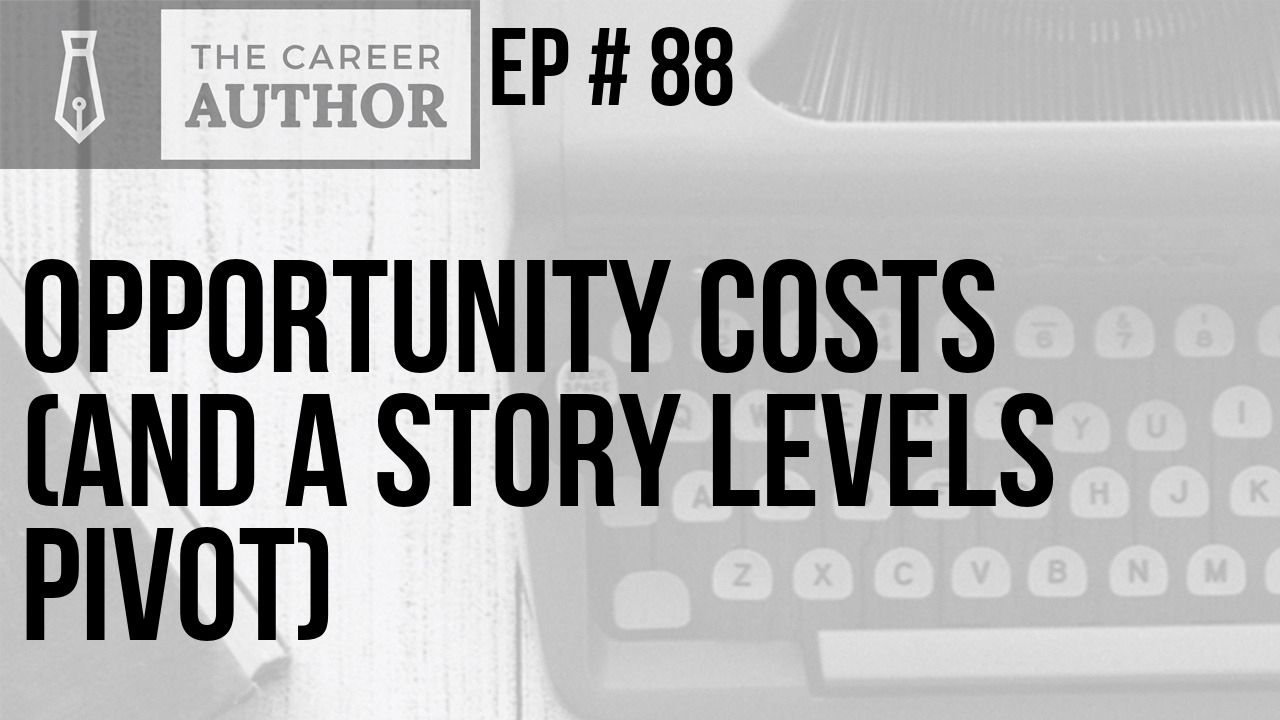 opportunity costs for authors