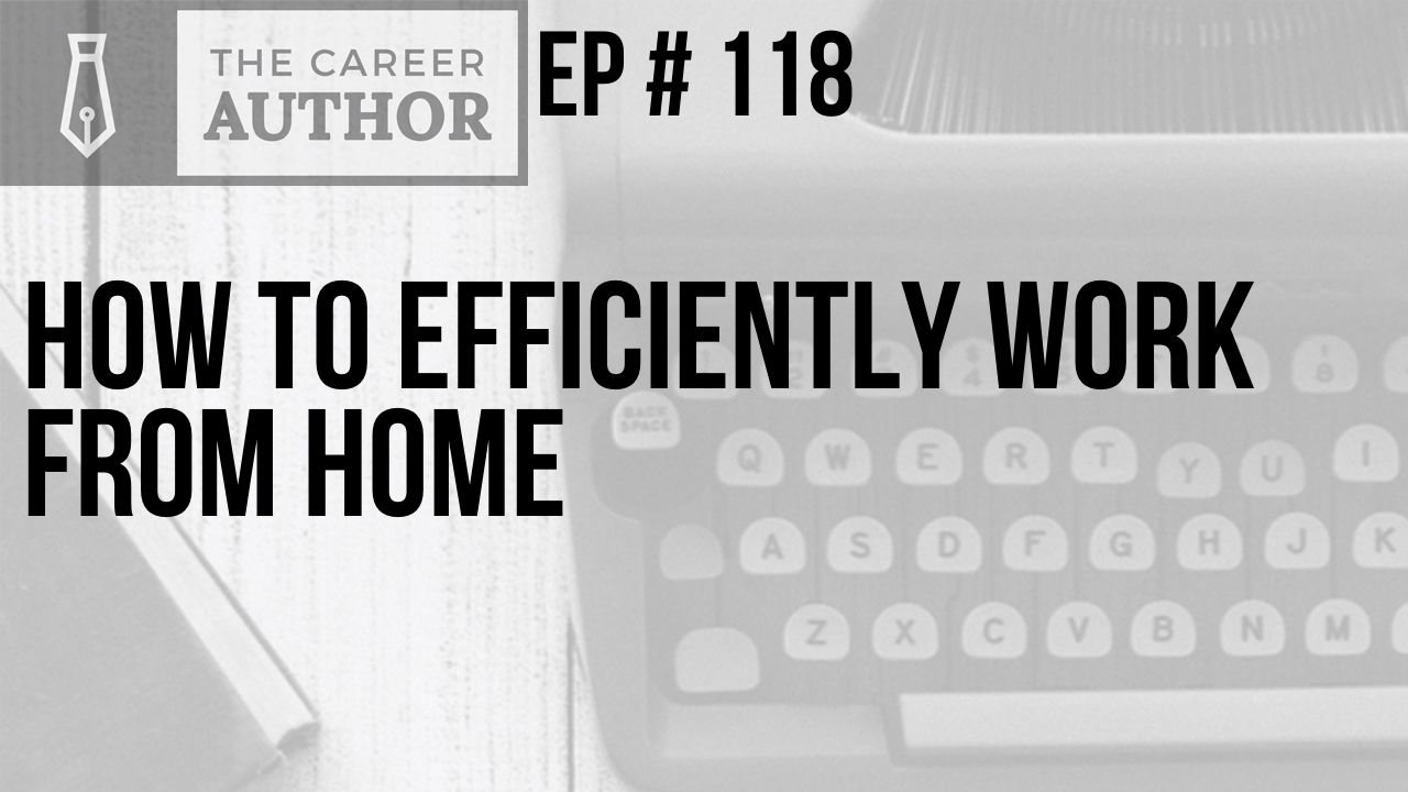 Work Efficiently From Home