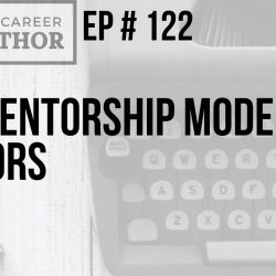 The Mentorship Model for Authors