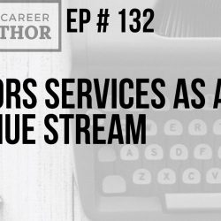 Authors Services as a Revenue Stream